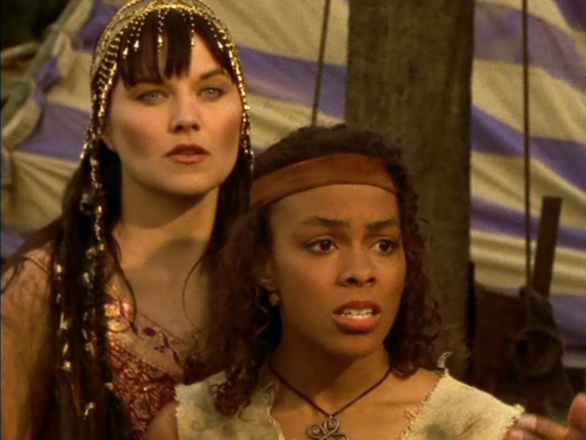 Apologise, xena fisting gabrielle fan fiction